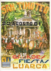 cartel-san-timoteo-luarca-1981