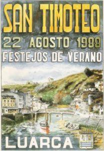 cartel-san-timoteo-luarca-1988