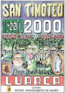 cartel-san-timoteo-luarca-2000