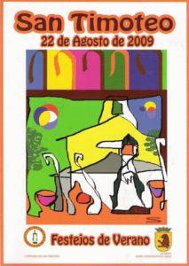 cartel-san-timoteo-luarca-2009